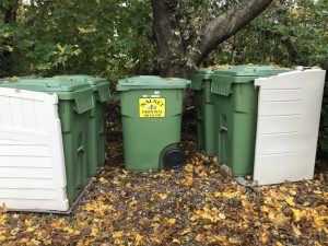 Nauset Disposal bins