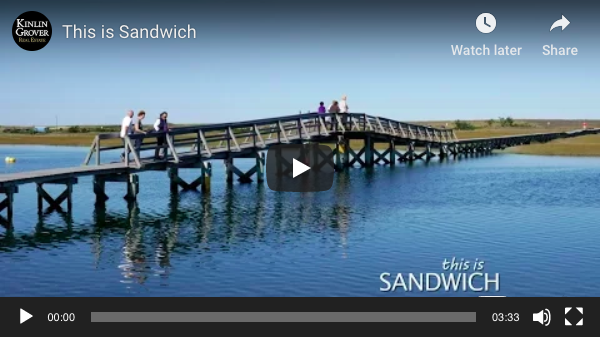 Click to watch This Is Sandwich Cape Cod video on YouTube (opens new window)