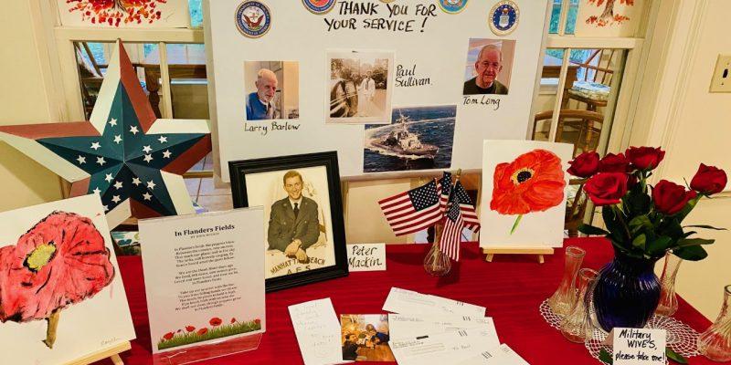 vets photo display