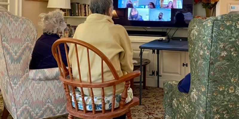 tv connection during covid