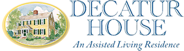 Decatur House An Assisted Living Residence logo